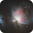 RASA FIRST LIGHT! The Orion and Running Man,                                Damien Cannane