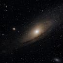 m31  Great Nebula in Andromeda,                                Axel Debieu-Potel