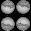MARS 3D 10 10 2020 NEWTON 625MM BARLOW 5 FILTRES IR 685 742 CAMERA QHY5III 178M 100% LUC CATHALA,                                CATHALA Luc