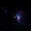 Orion Nebula, Take 2,                                deletio