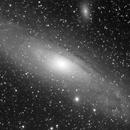 M31 Andromeda,                                  Cristian Danescu
