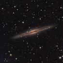 NGC 891,                                legova