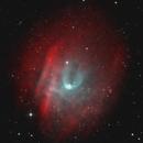 Abell 35 Planetary Nebula - Sh2-313,                                Jerry Macon