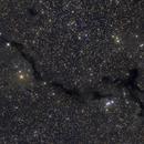Barnard 150 dark nebula,                                Giovanni Benintende