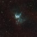 NGC 2359 - Thors Helmet Nebula,                                Kriss Bennett