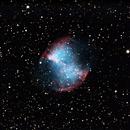 M27 - Dumbbell nebula,                                André Wiget