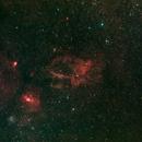 Lobster Claw Nebula,                                Jared Holloway