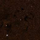 Barnard 72-The Snake nebula,                                gibran85