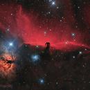 IC 434 , NGC 2024,                                Maciej Zakrzewski