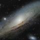 M31 Andromeda Galaxy LRGB,                                Igor Lamberti