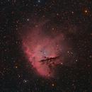 NGC 281 - Pacman Nebula,                                Ron