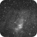 ngc 7635 h-a of July 2005,                                Stefano Ciapetti