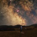 Deepscape Milky Way 11/04/2021,                                Łukasz Żak
