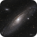 M31 Adndromeda Galaxy,                                James Patterson