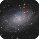 Triangulum Galaxy,                                alexbb