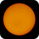 Sun in Ha on June 6, 2020,                                Chappel Astro