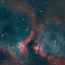 Soul Nebula (IC1848) HOORVB,                                Ysty