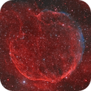 CTB1 (Abell 85) Supernova Remnant,                                Phil Brewer