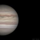 Jupiter | 2018-08-17 3:04 UTC | Color,                                Chappel Astro