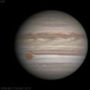 Jupiter | 2018-08-17 3:04 UTC | Color,                                  Ethan & Geo Chappel