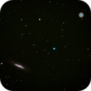 Owl Nebula (M97) AND THE SURFBOARD GALAXY (M108),                                Mike