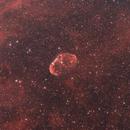 NGC 6888,                                Alessandro Iannacci