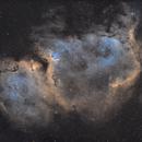 IC 1848 - Soul-Nebula SHO,                                Jonas Illner