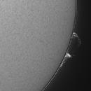 Sun in Halpha - March 5, 2021,                                JDJ