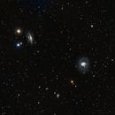 Cetus Duo Galaxy, M77 , NGC 1055 & Other friends,                                JAIME FELIPE RAMI...