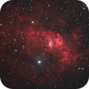 NGC7635 The Bubble Nebula,                                helios