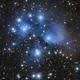 M45 - The Pleiades,                                Nico Carver