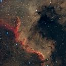 NGC 7000  ,                                Giorgio Baj