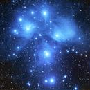 M45 - The Pleiades (Nov2016),                                Trevor Nicholls
