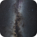 The Milky Way Motel- 12 panel panorama ,                                Matt Harbison