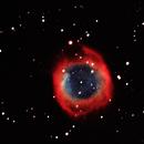 Nebulosa da Hélice ,                                Izaac da Silva Leite
