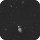 Little M51 galaxy,                                  gabriel