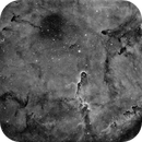IC 1396 en Halpha,                                Georges