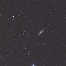 NGC 2683 from Denver,                                Ken Sturrock