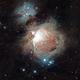 M42 - Orion Nebula,                                Dan Broyles