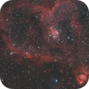 IC 1805 Heart Nebula,                                Bernhard Noichl