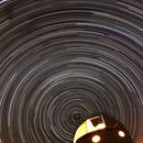 Circumpolaire à l'Observatoire de StVéran,                                Serge Golovanow