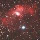 Bubble Nebula (NGC 7635) Widefield,                                Killie