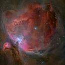 The Great Orion Nebula,                                Christoph Lichtblau