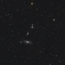 NGC 5566 @ NGC 5560,                                Elmiko