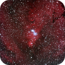 Cone Nebula and NGC2261,                                Gianni Carcano
