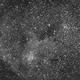Heart Nebula (IC 1805),                                Pierre D.