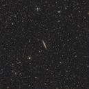 NGC 891,                                Matteo Quadri