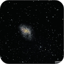 Messier 1 - The Crab Nebula in Taurus,                    Tom Wildoner