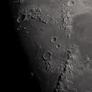 Mare Imbrium - peek shadows on Plato,                                  Robert Eder