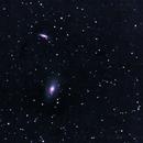 Bodes /  Zigarren Galaxie, Messier 81 / 82,                                Silkanni Forrer